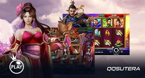 QQSutera : Situs Judi Online Slot Indonesia Terpercaya